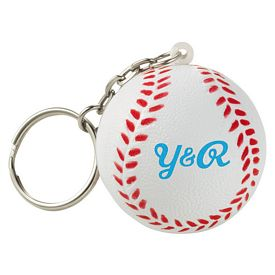 Custom Squeezey Homerun Keychain