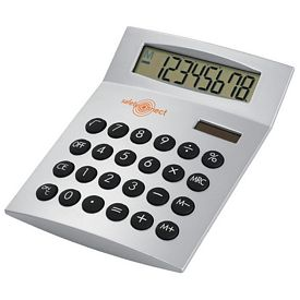 Custom Monroe Desk Calculator