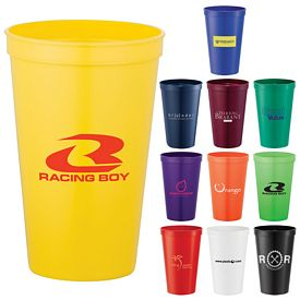 Custom Rally 22 Oz Stadium Cup