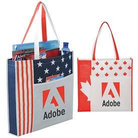 Promotional The National Flag Convention Tote Bag