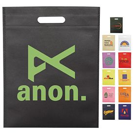Promotional The Freedom Heat Seal Exhibition Tote Bag