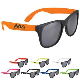 Promotional Retro Mt Sunglasses
