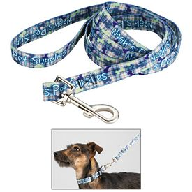 Promotional 3-4 Wide Full Color Pet Leash