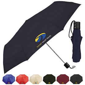 Custom Pensacola 41 Folding Umbrella