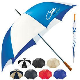 Custom Palm Beach 60 Steel Golf Umbrella