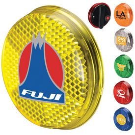 Promotional Safety Clip-On Reflector