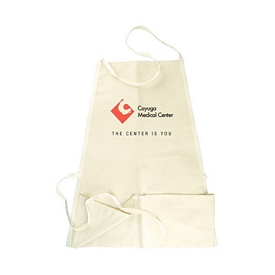 Customized 10 Oz Natural Canvas Bib Apron
