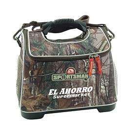 Promotional Realtree Camouflage 18 Can Gripper Cooler