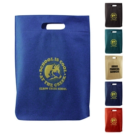 Promotional 80Gm Nonwoven Polypropylene Small Tote Bag
