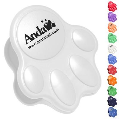 Promotional Dog Paw Print Mega Magnet Clip
