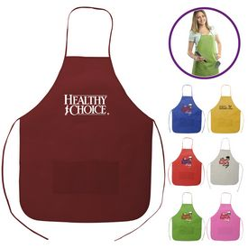 Customized Non-Woven Cooking Class Apron