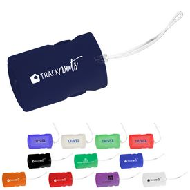 Promotional Buckle-It Luggage Tag