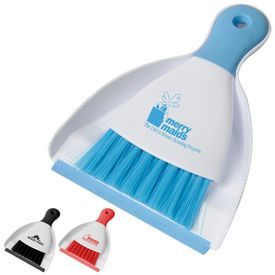 Custom Clean-Up Brush Dust Pan