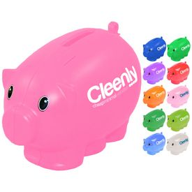 Customized Rainy Day Fund Mini Piggy Bank