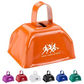 Promotional Small Metal Cow Bell