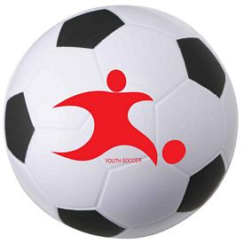 Custom DStress-It Soccer Ball