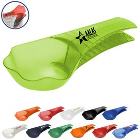 Promotional Dog Food Scoop And Food Bag Clip