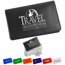 Promotional First Aid Bandage Traveler Kit