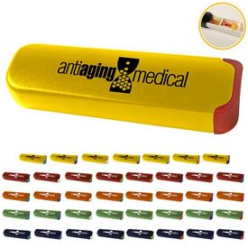 Promotional Slide-Easy Pill Case