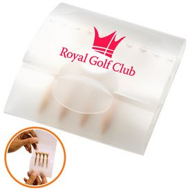 Promotional Mirage Golf Tee Pack