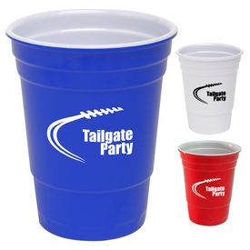 Promotional 16 Oz Melamine Party Tumbler