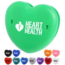 Customized Heart Keep-It Bag Clip