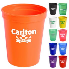 Custom 16 Oz Polypropylene Stadium Cup