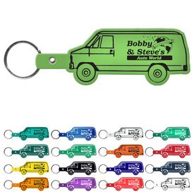 Custom Van Flexible Key Fob
