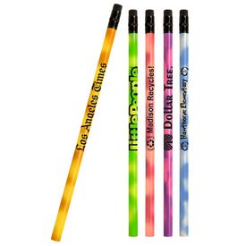 Customized Black Eraser Mood Pencil