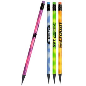 Promotional Recycled Matching Eraser Mood Pencil