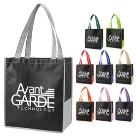 Promotional Traveler Non-Woven Tote Bag