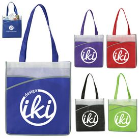 Customized Carry-All Non-Woven Tote Bag