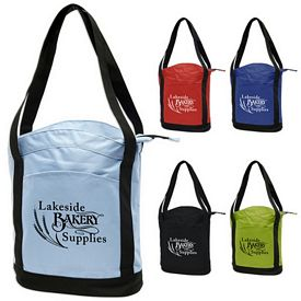 Customized Adventure 14X14X5 Junior Tote Bag