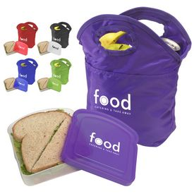 Promotional Clutch Sandwich Lunch Set