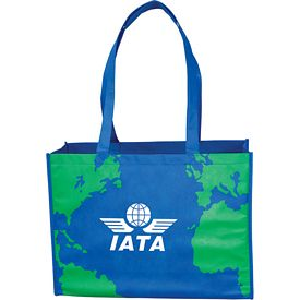 Customized Earth Tote Bag