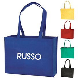 Promotional Large Non-Woven Imprinted Tote Bag