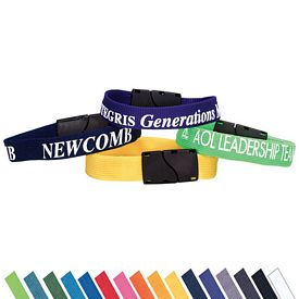 Custom Nylon Elastic Event Wristband