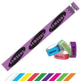Custom 1 Tyvek Event Entry Wristband
