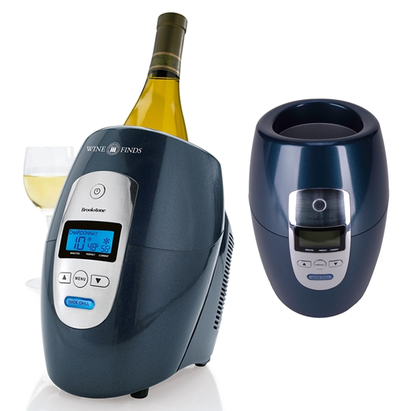 Promotional Brookstone Iceless Wine Chiller Customized
