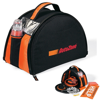 Promotional Roadside Polyester Safety Kit