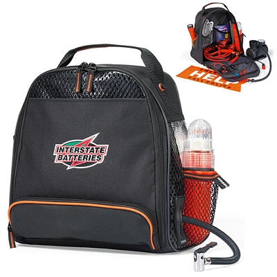 Promotional Ultimate Roadside Polyester Safety Kit