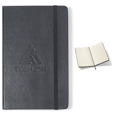 Promotional Moleskine Hard Cover Squared Large Notebook