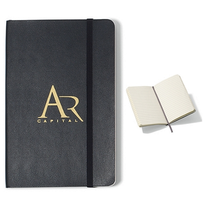 Promotional Moleskine Soft Cover Ruled Pocket Notebook