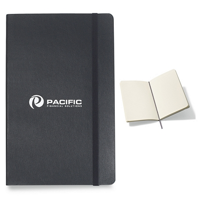 Promotional Moleskine Soft Cover Ruled Large Notebook