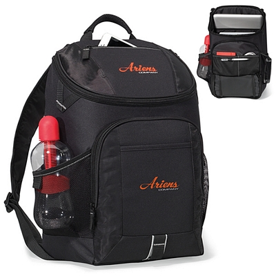 Promotional Frontier Polyester Computer Backpack