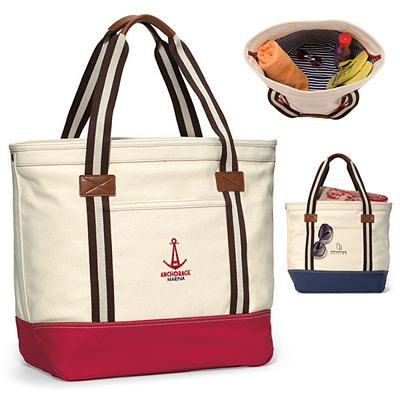 Promotional Heritage Supplya Catalina Cotton Tote Bag