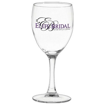 Promotional 8.5 oz. Nuance Wine Glass