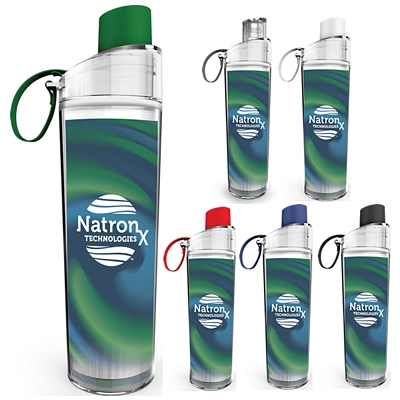 Promotional 15 oz. Excursion 4CP Insert Cold Beverage Bottle