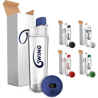 Promotional 15 oz. Excursion Dual Lid Bottle Set