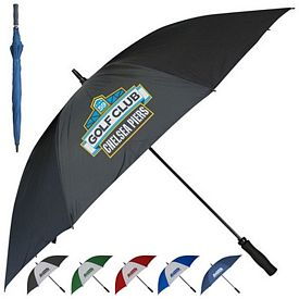 Promotional 60 Fiberglass Golf Umbrella